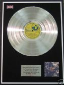 PINK FLOYD  -  LP  Platinum Disc - OBSCURED BY CLOUDS